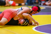 Gallery: Girls Wrestling Viking Girls Invitational